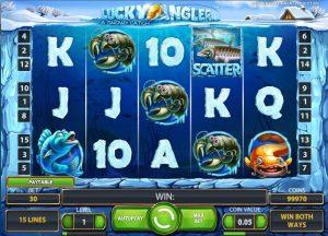 Lucky Angler Slots