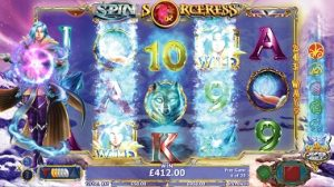 HD video slots online