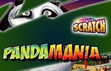 Pandamania Scratch Slots