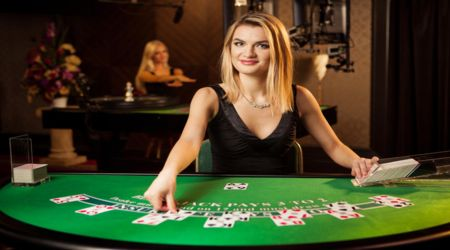 Dealer Blackjack Casino Live