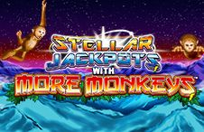 Stella jackpots with More Monkeys