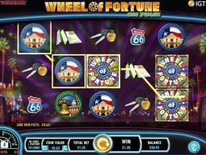 online slots cash bets returns to player