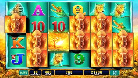 Free Slots- Raging Rhino