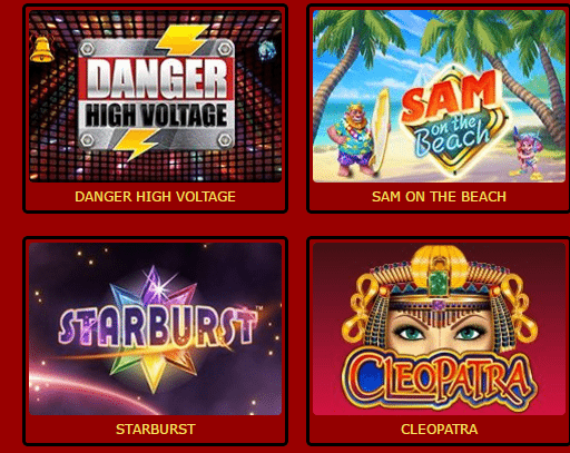 best bonus slot UK games