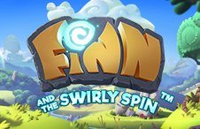 Finn at ang Swirly Spin Slots