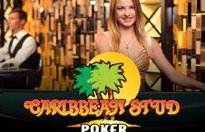 Caribbean i paukūʻia Poker