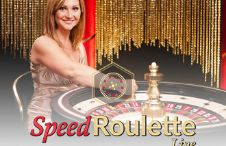 Speed ​​Roulette Levende