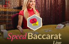 Speed ​​Baccarat Levende