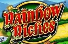 Rainbow Riches Britse slot